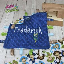 Personalised Jungle Nursery Blankets & Throws