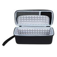Bluetooth Speaker EVA Travel Protable Carry Case Storage Bag for JBL Flip1/2/3/4