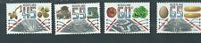 NETHERLANDS unused  Scott 616-619 Dutch Exports Set MNH