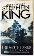 STEPHEN KING THE WASTE LANDS THE DARK TOWER III PAPERBACK