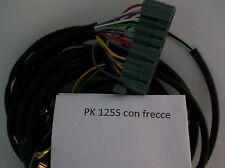 IMPIANTO ELETTRICO ELECTRICAL WIRING VESPA PK 125 S CON SCHEMA ELETTRICO