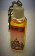 """Miniature cologne porte clé  """" MATINALE """" de VIGNY  T.B.E."""