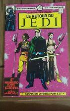Star Wars # 1 French comic Francais 1983 Editions Héritage Limited series