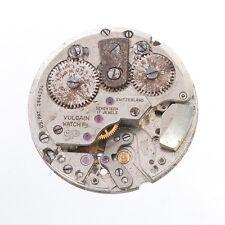 Vulcain Cricket Grand Prix Alarm MSR S2 Watch Movement For Parts Repair Spares