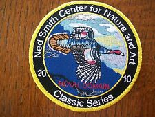 PA PENNSYLVANIA GAME COMMISSION  NED SMITH PATCH  2010T TURKEY  ROYAL DOMAIN