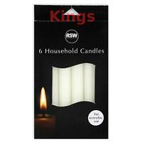 Prices Patent Candles Household Candles Pack of 10 4076R