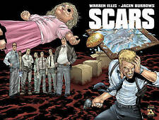 Scars, Jacen Burrows, Warren Ellis, Acceptable Book