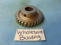"BOSTON GEAR, WORM GEAR, D1411RH, 9L623, 7/8"" BORE, 30 TEETH, 3"" PITCH DIAMETER"