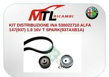 KIT DISTRIBUZIONE INA 530022710 ALFA 147(937) 1.6 16V T SPARK(937AXB1A)