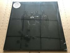 NEW SUPER RARE Weezer - Black Album CLEAR / BLACK Vinyl LP x/500