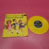 LITTLE GOLDEN RECORD R75 IRVING BERLIN'S EASTER PARADE 78 RPM SEE BELOW (GR2)