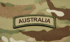 AUSTRALIA Tab Patch AMCU Multicam Afghanistan SASR SOTG Special Forces Hook