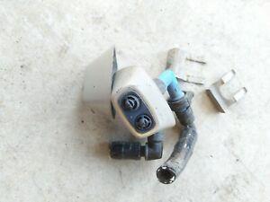 03 04 95 06 Saab 9-3 93 2.0 Headlight Washer Nozzle Pair set OEM