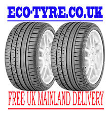 2X Tyres 285 30 R20 99Y XL Accelera PHI E C 72dB