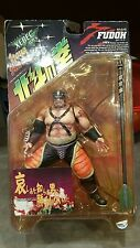 NEW Kaiyodo Fist of the North Star FUDOH 199X XEBEC of the Mountains