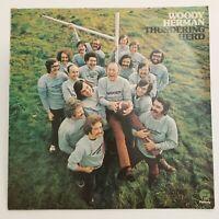 Woody Herman – Thundering Herd (Fantasy F-9452) 1974 LP Jazz Vinyl Stereo
