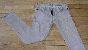 LE TEMPS DES CERISES  Jeans pour Femme W 28 - L 32 Taille Fr 38  (Réf #K052)