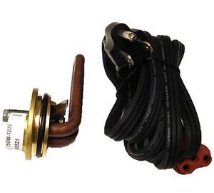 Jeep Engine Block heater Kit 1984-2001 2.4L Freeze Plug Heater NEW Jeep Heater