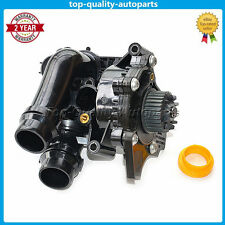 06H121026 2.0T 1.8T Water Pump Thermostat Assembly For VW Golf Jetta GTI Passat