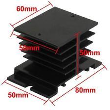SSR aluminium dissipateur de chaleur du radiateur pour 10 A à 40 A RELAIS