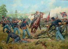Don Troiani print, Sword of Virginia, 2nd Manassas, August 30, 1862