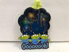 Disney Parks Toy Story Aliens Oooooooh! Metal Christmas Ornament New