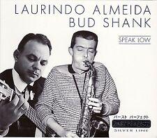 Laurindo Almeida & Bud Shank - Speak Low - CD