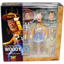 "Toy Story Woody Legacy of Revoltech Sci-fi 6"" Action Figure Disney Kaiyodo New"