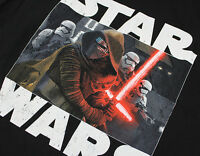 Licensed Disney Star Wars Kylo Ren YOUTH Black T-Shirt The Force Awakens S-XL
