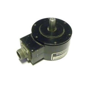 "Dynapar  62-AAEF-0001-A-0-00  HG Rotopulser Rotary Transducer 1/2"" Shaft"
