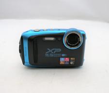 Fujifilm - FinePix XP130 16.4-Megapixel Digital Camera - Blue