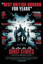 GHOST STORIES POSTER FILM A4 A3 ART PRINT CINEMA