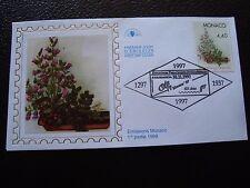 MONACO - enveloppe 1er jour 30/11/1997 (B8)