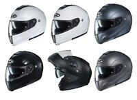 HJC Adult CL-MAX3 Flow Modular Motorcycle Solid Helmet All Sizes XS-3XL