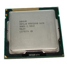 Intel Pentium G630 2.70GHz Socket LGA 1155 SR05S CPU