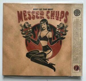 Messer Chups - Best Of The Best CD NEW RUSSIAN ENHANCED EDITION + OBI