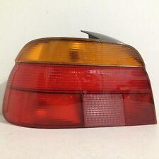 1997 1998 1999 2000 BMW 528i 540i Sedan LH Left Driver Side Tail Light OEM Shiny