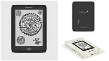 """android ereader 6"""" touch screen back light 8Gb wi-fi Play Market inside"""