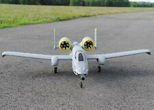 Dynam A-10 Warthog RC Brushless TWIN 64mm EDF Jet PNP Retracts Servos ESC Motors