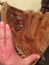 Vintage Rod Carew MACGREGOR G15T Baseball Glove Autograph Model HOF Minn Twins