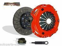 CLUTCH KIT STAGE 1 BAHNHOF FOR 91-04 TOYOTA PREVIA TACOMA 2.4L L4 2TZFE 2WD 4WD