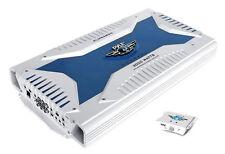 New PLMRA820 8 Channel 3000W Waterproof Marine Boat Bridgeable Mosfet Amplifier