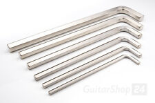 WIHA Innensechskant Winkel Stift Schlüssel - 5, 6, 7, 8, 10, 12, 14, 17 mm LANG