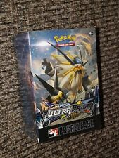 Pokemon Cards New and Sealed Sun And Moon Ultra Prism Pre release Box