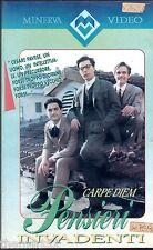 PENSIERI INVADENTI   Carpe Diem (1991)   VHS Minerva Video   M. Angeloni Pavese