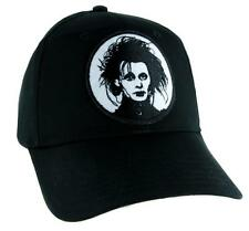 Edward Scissorhands Hat Baseball Cap Alternative Goth Punk Emo Tim Burton Grunge