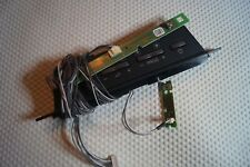 """Sensore Infrarossi 1-877-064-11 & LATO PULSANTI BOARD PER 37"""" TV LCD Sony KDL-37V4000"""
