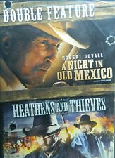 2 Movies A NIGHT in OLD MEXICO Robert Duvall HEATHENS and THIEVES Sealed