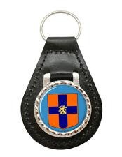 Dutch Armed Forces (Niederländischen Streitkräfte) Leather Key Fob