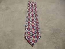 Oscar  dela Renta Multi-Color 100% Silk Men's Tie